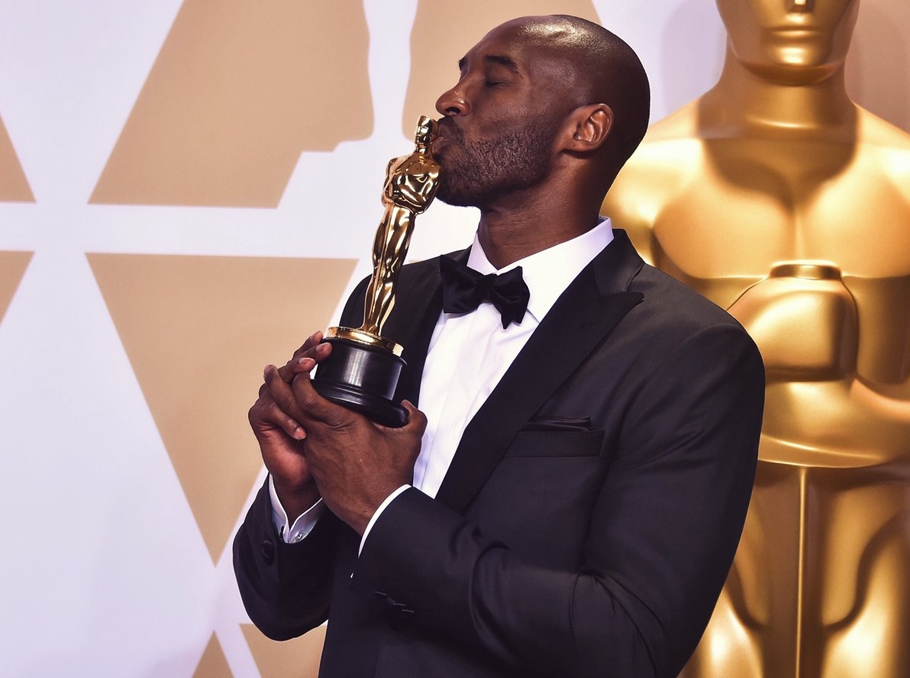 People are questioning Kobe Bryant's Oscar win in the wake of #MeToo