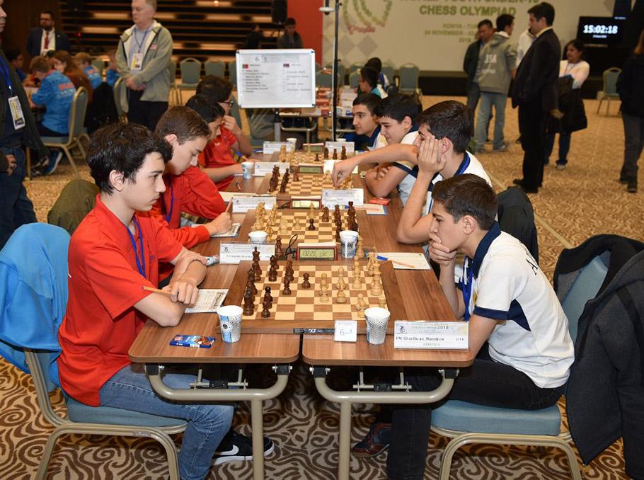 chess olympiad 2019 teams