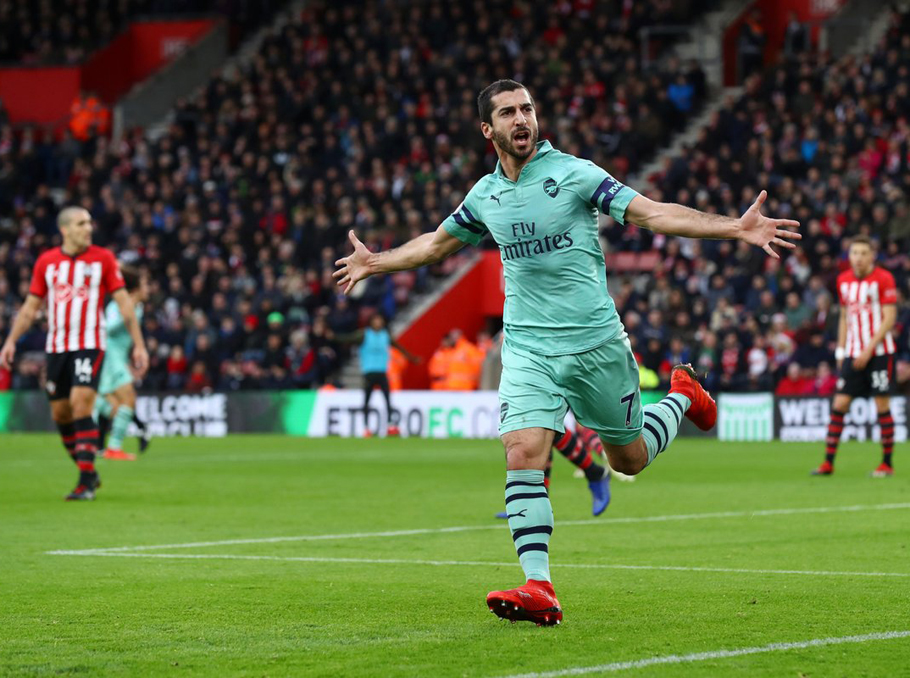 Austin Pounce As Southampton Stun Arsenal