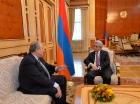 ՀՀԿ-ն Արմեն Սարգսյանին առաջադրել է նախագահի թեկնածու